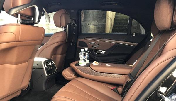 Viaggio confortevole con Autotransfer e la Mercedes Classe S