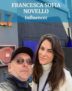 Francesca Dofia Novello Influencer